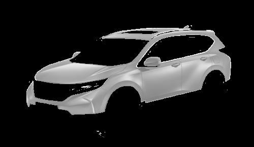 Цвета кузова CR-V